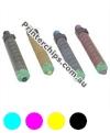 Picture of Bundled Set of 4 Compatible Toner Cartridges - suits Ricoh AFICIO MPC COLOUR SERIES MP C3001