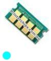 Picture of Cyan Compatible Toner Reset Chip - suits Ricoh AFICIO SPC COLOUR SERIES SP C312