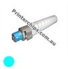 Picture of Cyan Compatible Toner Cartridge - suits Ricoh AFICIO MPC COLOUR SERIES MP C5000